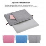 "100% Original Haweel Soft Sleeve Laptop Bag 11"" 13"" 15.6"" Case Mac MacBook Air Pro"