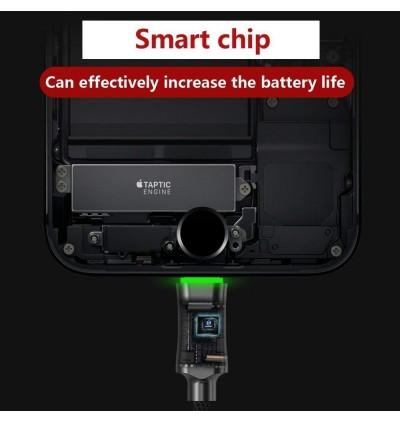 100% Original Mcdodo Qualcom 3.0 auto disconnect cable iphone type c micro usb
