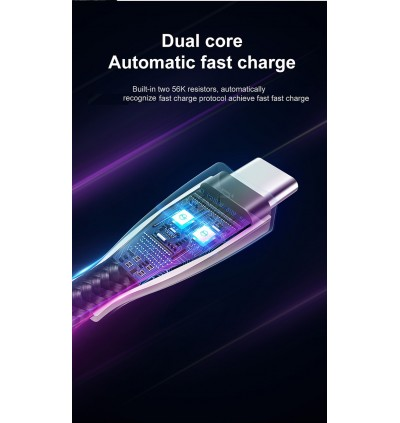 [OPPO VOOC] MCDODO 4A OPPO SUPER FAST CHARGE VOOC MICRO USB