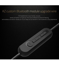 [4.2 Version]KZ UPGRADE BLUETOOTH CABLE LATEST VERSION