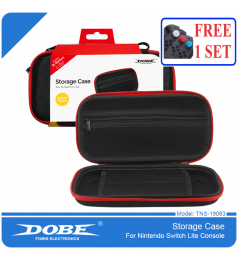 [ LITE & N-SWITCH] DOBE CARRYING EVANYLON NINTENDO SWITCH PROTECTION CASING CASE