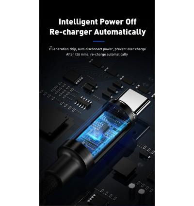 [TYPE C/QC3.0]100% ORI MCDODO QUALCOMM 3.0 AUTO DISCONNECT TYPE C USB CABLE