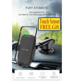 [TOUCH WIRELESS]2019 WIRELESS FAST CAR CHARGER AUTO ON OFF