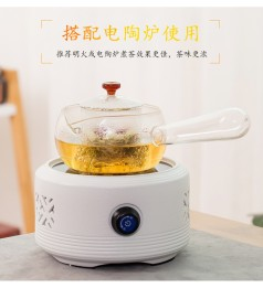 [STONE GARDEN]STYLISH DESIGN CHINESE TEA PORT HIGH HEAT RESISTANT MATHERIAL