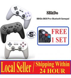 [8BITDO SN30 PRO+]Bluetooth Gamepad (Sn Edition)Nintendo Switch Mac Os Windows Android Iphone
