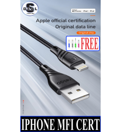 [MFI IPHONE 11]MCDODO MFI Certified Charging Cable For iPhone Apple Xs Max Cable Fast Charging Cable