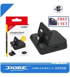 [ORI DOBE]Nintendo Lite & N Switch Easy Carry Charging Stand