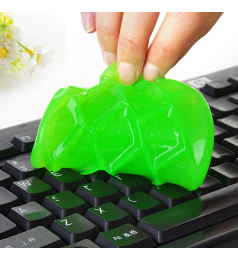 [Ready Stock]  Cleaning Glue Slime For Keyboard Cleaning Sponge