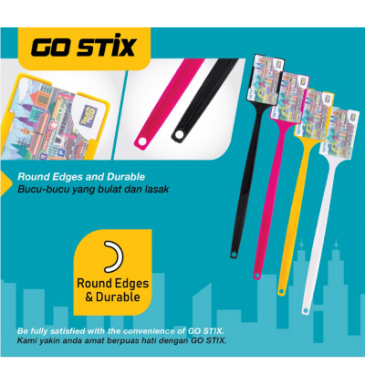 [Ready Stock] Touch N Go Stick Touch 'n Go Stick Toll Card Stick Tol Stick