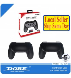 [JOYCON GRIP]ORI DOBE Controller Grips for Nintendo Switch & Switch Lite JoyCon Grip 2 Pair