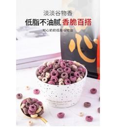 [Dry Conflex Organic]OAT CRUNCHY正品!!! 知心奶奶低脂谷物健康小零食品 一包320G