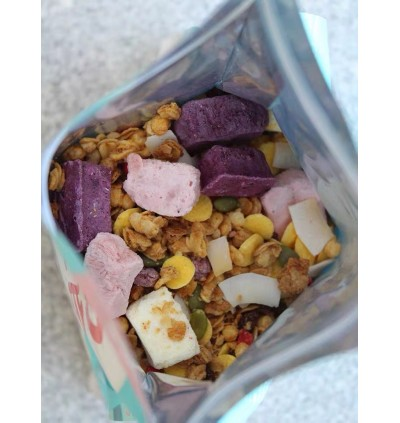 [Hotsell!!!]Yogurt Crispy Oatmeal 酸奶果粒减肥健康麦片500gm