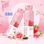 【乳酸菌饮品】蒙牛真果粒花果轻乳低脂肪饮料 /  Yogurt Drink Ready Stock
