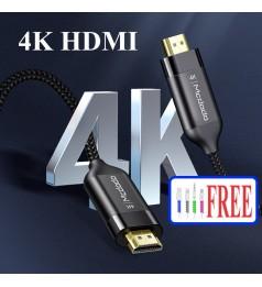 [4k HDMI] Mcdodo 100% ORI 4k PC & TV HDMI Cable High Resolution 3 Meter Cable