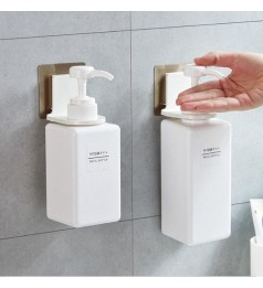 Wall Shampoo Rack Suction Wall Hook Bathroom Shower Gel Hook