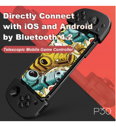[IOS & ANDROID] PXN P30 Gamepad Wireless Controller Joystick Gaming Supports Android iOS Device Iphone XS Android IOS