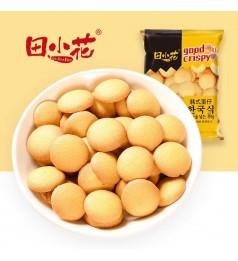 田小花 韩式蛋仔/鸡蛋仔饼干/独立小包装 TIAN XIAO HUA Good Crispy Korean Egg Waffle Biscuits 350G