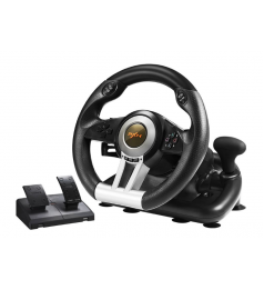 [ALL CONSOLE] PXN V3II Racing Wheel Usb Car Racing Game Steering Wheel with Pedal PC, PS3, PS4, Xbox One,Nintendo s