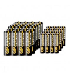 [100% Genuine] GP Battery Supercell Super Heavy Duty AAA/AA/9V Battery 10 PCS or 1 PCS