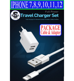 [11 11 PROMO] MCDODO Original Package Cable +  Adapter 1Meter use for IPHONE 7 8 9 10 X XS 11 12