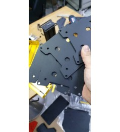 Aluminium Plate for SIm Racing Racebear or Custom Made Sim Racing