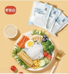 低卡魔芋凉皮 魔芋方便面速食减蒟蒻面低卡脂代餐面条+附送调料