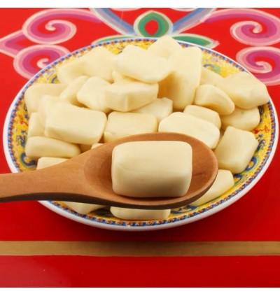 无糖奶酪 健身奶酪疙瘩较低脂内蒙零食纯奶酪小方块糖干吃即食