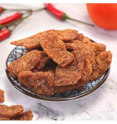 牛肉干 香菇肥牛童年儿时怀旧麻辣条大礼包休闲食品 素食风味