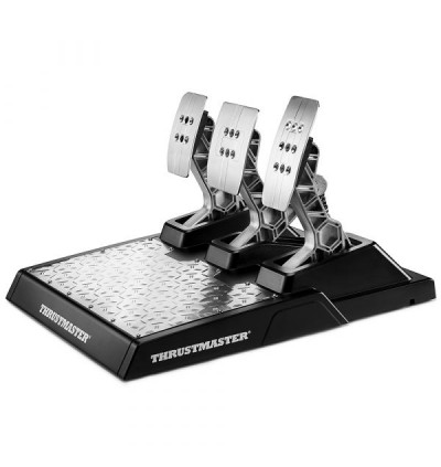 [MY WARRANTY 1 YEAR] THRUSTMASTER T-LCM Pro Padels For PS4 PS5 PC