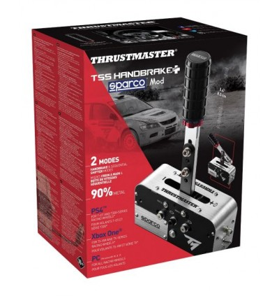 [MY WARRANTY 1 YEAR] Thrustmaster TSS Sparco MOD+ Handbrake For PS4 PS5 PC XBOX