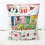 【限量版】潮流 網紅猪饲料零食抱枕一大袋小公仔创意礼物