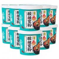 新品 嗨吃家酸辣粉 正宗重庆夜宵速食柳州螺蛳米线宽粉懒人食品