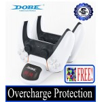 PS5 Dobe Original Charging Stand for PS5 Controller Wireless Charging Stand