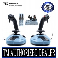 [LOCAL WARRANTY] THRUSTMASTER TCA Officer Pack Airbus Edition Flight Simulator Control Stick JOYSTICK for PC