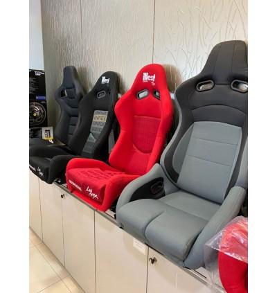 1Pcs Bucket Racing Seat / Simulator gaming Seat / Bride low max / recaro / illest / sparco / viper
