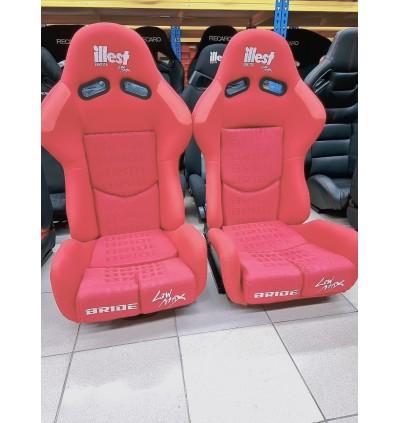 BD SEMI / FULL BRIDE BUCKET SPORT SEAT PLUG AND PLAY